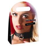 Verstelbare Lederen Halsband_
