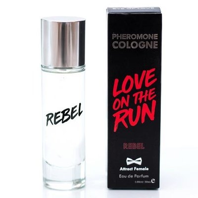 Rebel Feromonen Spray - Man/Vrouw