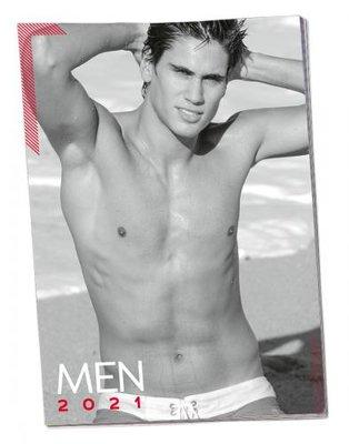 Pin-up Kalender Soft Men 2021