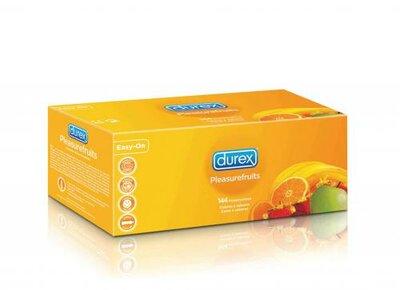 Durex Pleasurefruits - 144 stuks