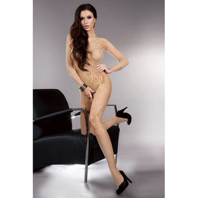 Khryseis Catsuit - Beige