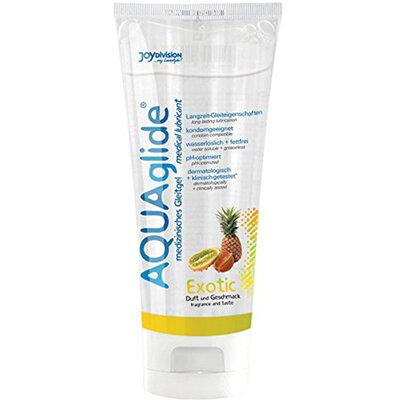 AQUAglide Glijmiddel Exotisch Fruit - 100 ml