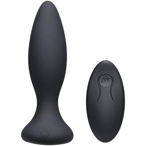 Image of Vibe Beginner Vibrerende Buttplug - Zwart