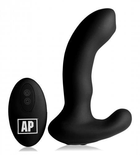 Image of P-Massage Prostaat Vibrator Met Roterende Kraal