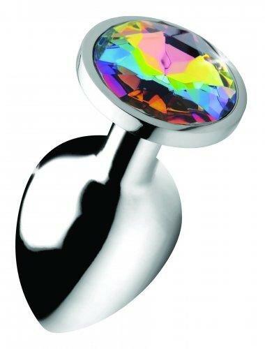 Image of Rainbow Gem Buttplug - Groot