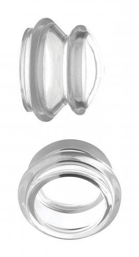 Image of Clear Plungers Tepelzuigers - Small