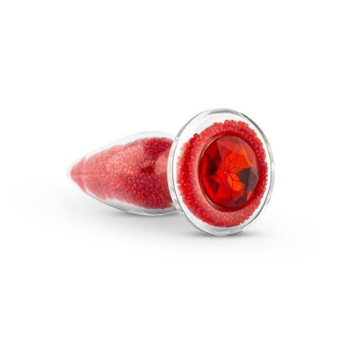 Image of Gem Plug - Rood