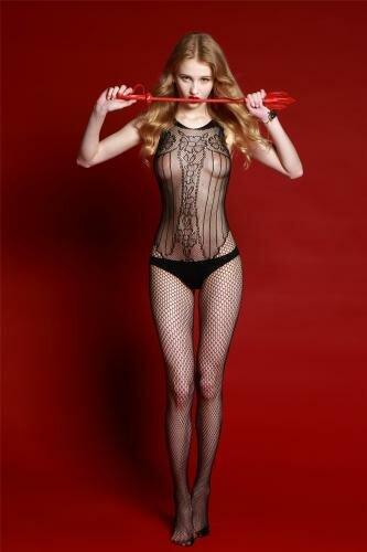 Image of Rimes Catsuit - Black