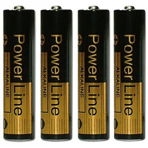 Image of Batterijen AAA 4 stuks