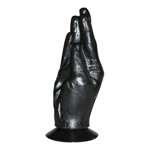 Image of All Black Fisting Hand