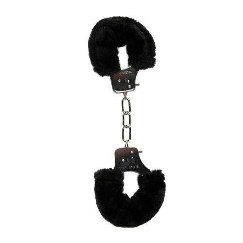 Image of Bonten handboeien - zwart