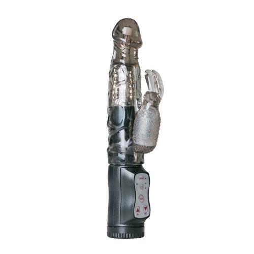 Image of Bunny Vibrator - Zwart