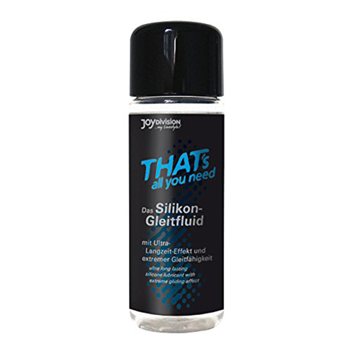 Image of That's All You Need Siliconen Glijmiddel - 100 ml