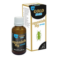 Spanish Fly Mannen – Gold strong 30 ml – Ero by Hot