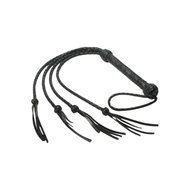 Viervoudige zweep van Strict Leather – Strict Leather