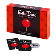 """Toss""""Truth or Dare"""" – Tease & Please"""