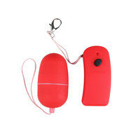 Red vibro bullet with remote control – You2Toys