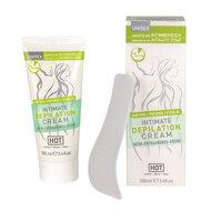 HOT Intimate Depilation Cream – Ontharingscrème – HOT Bio